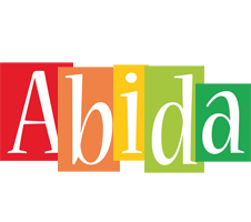 Abida colors logo
