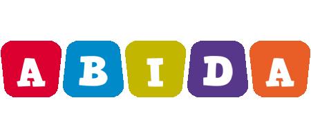 Abida daycare logo