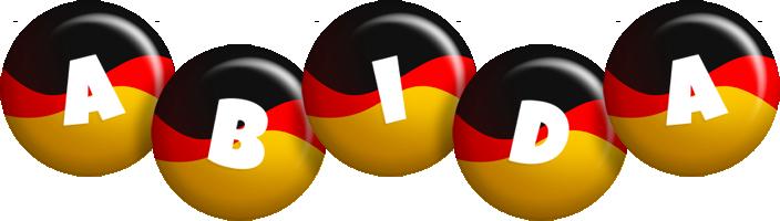Abida german logo