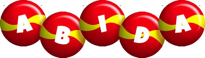 Abida spain logo