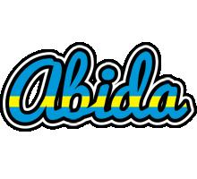 Abida sweden logo