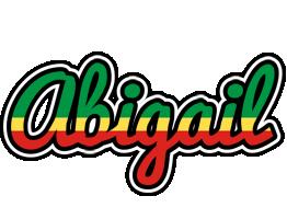 Abigail african logo