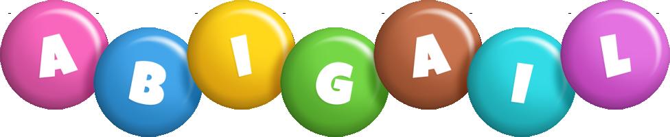 Abigail candy logo