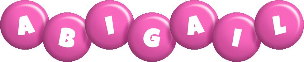 Abigail candy-pink logo