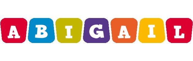 Abigail daycare logo