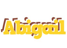 Abigail hotcup logo