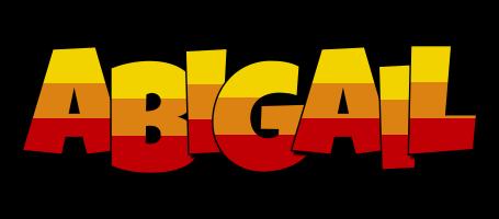 Abigail jungle logo