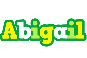 Abigail soccer logo