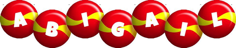 Abigail spain logo