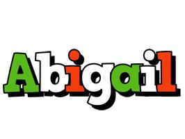 Abigail venezia logo