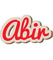 Abir chocolate logo