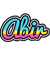 Abir circus logo