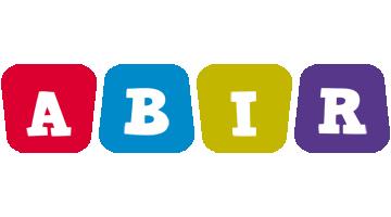 Abir daycare logo