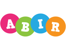 Abir friends logo