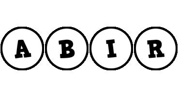 Abir handy logo
