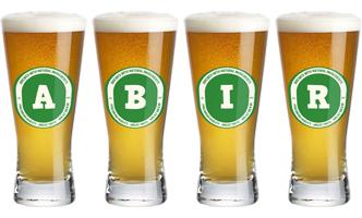 Abir lager logo