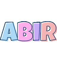 Abir pastel logo