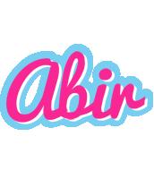 Abir popstar logo