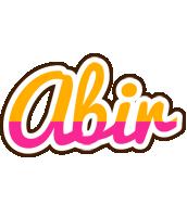 Abir smoothie logo