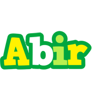 Abir soccer logo