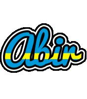 Abir sweden logo