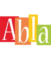 Abla colors logo