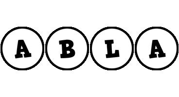 Abla handy logo