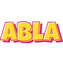Abla kaboom logo