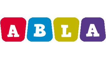 Abla kiddo logo