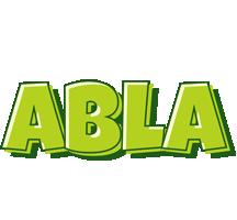 Abla summer logo