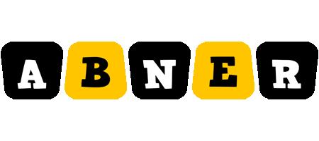 Abner boots logo