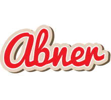 Abner chocolate logo