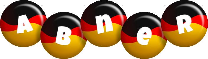 Abner german logo