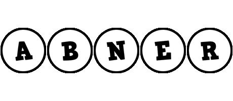 Abner handy logo