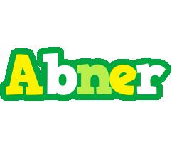 Abner soccer logo