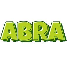 Abra summer logo