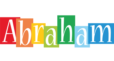 Abraham colors logo
