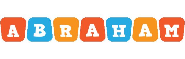 Abraham comics logo
