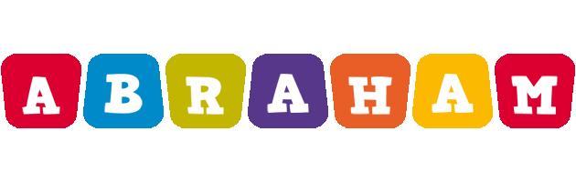 Abraham daycare logo