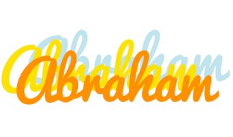 Abraham energy logo