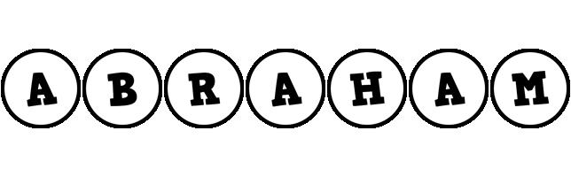 Abraham handy logo