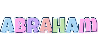 Abraham pastel logo
