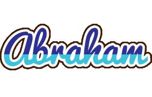 Abraham raining logo