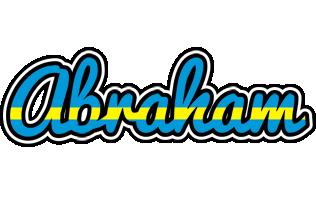 Abraham sweden logo