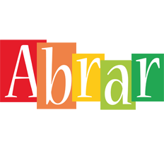 Abrar colors logo