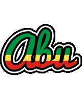 Abu african logo
