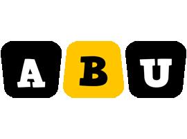 Abu boots logo