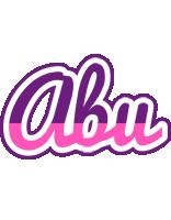 Abu cheerful logo