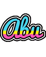 Abu circus logo
