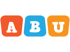 Abu comics logo